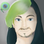 Jacksepticeye by MarchiMArrow