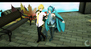 [MMD Trade] A date with my prince