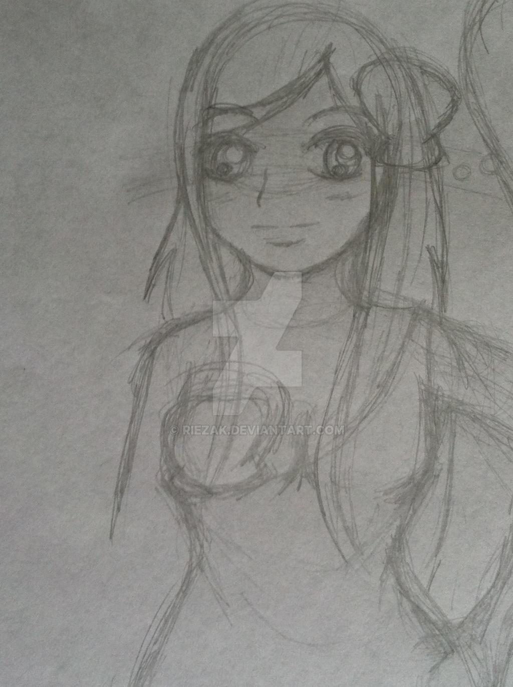 Chubby Mermaid Ayane by Riezak