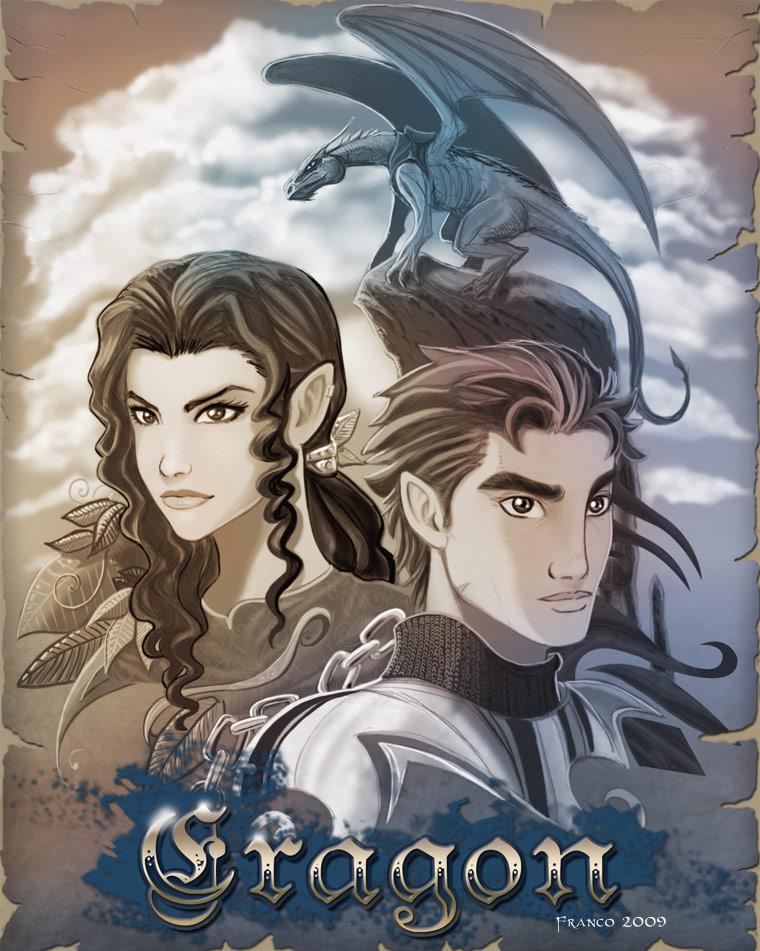 Eragon de Christopher Paolini Eragon_poster_primera_version_by_duendefranco