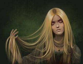 Rapunzel by In2Eternity