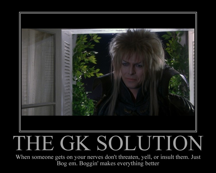 The GK Solution by Tarnisis
