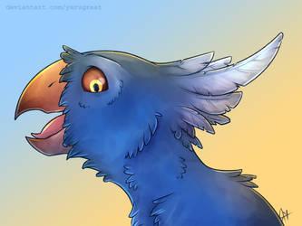 Blue not blue by YaruGreat