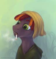 Random portrait #2 by YaruGreat