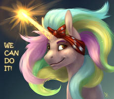 We can do it! by YaruGreat