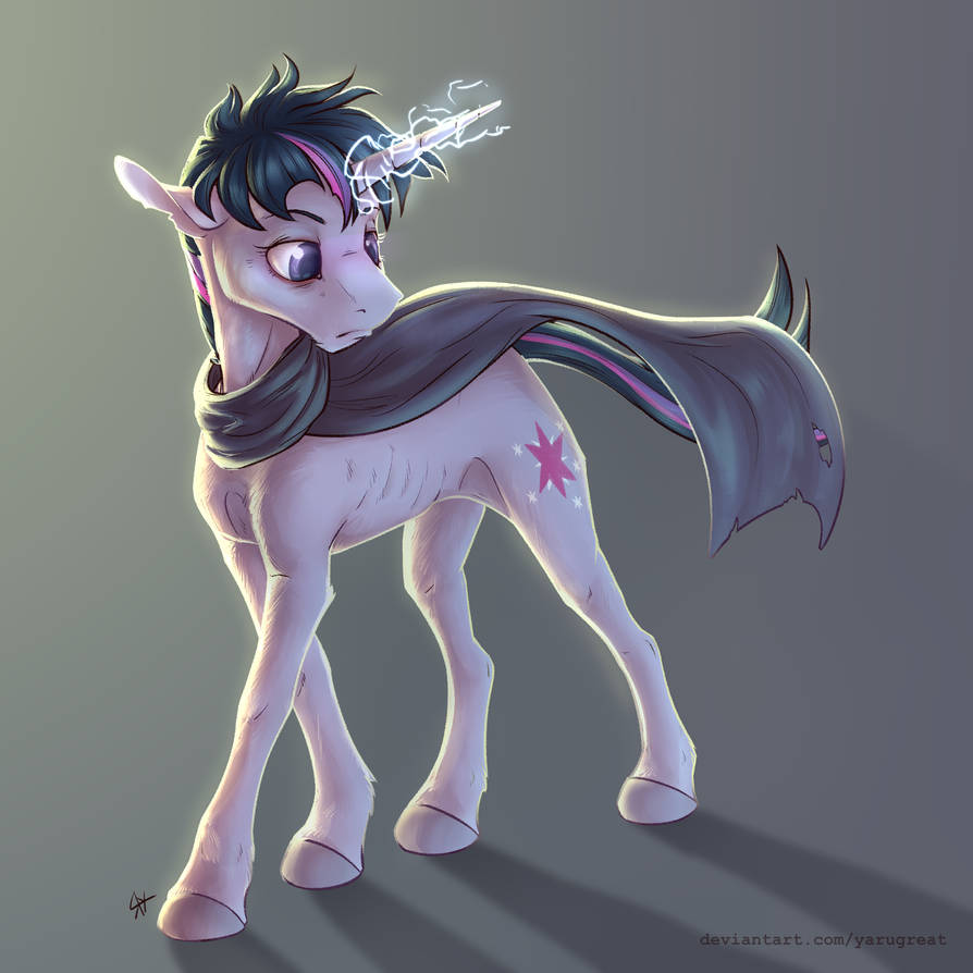Underdark Twilight by YaruGreat