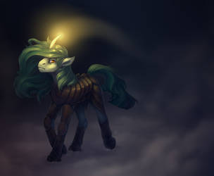 Bringing light into darkness by YaruGreat