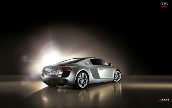 Audi R8 1440 x 900 by xdragon16
