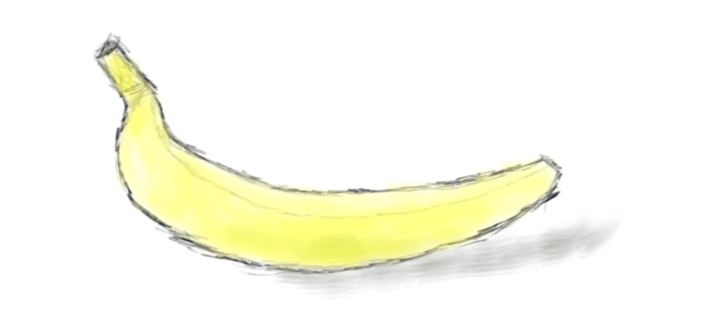 Banana for scale by MykaStitcher