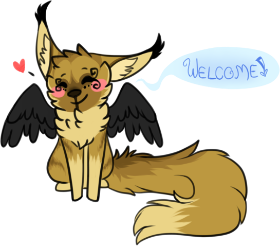 Welcome~! .:Request:. by TigreBae