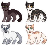 CotV | Adoptables | CLOSED by pvzzle