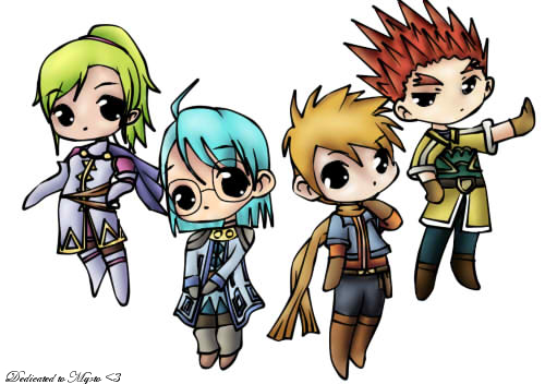 GS: The Next Generation by Jeako