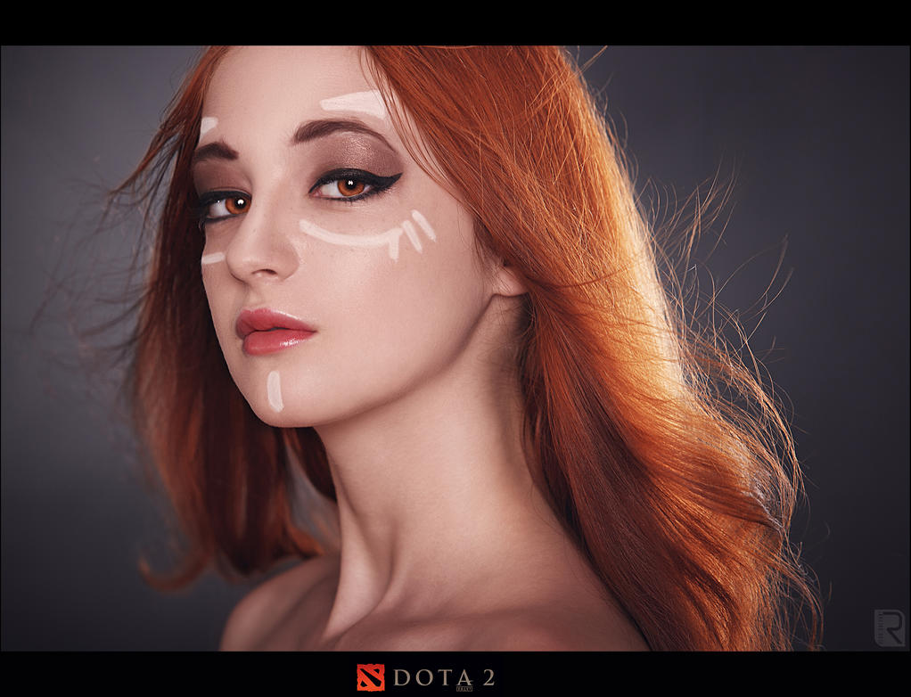 Lina Dota2 by ringeka