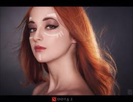 Lina Dota2