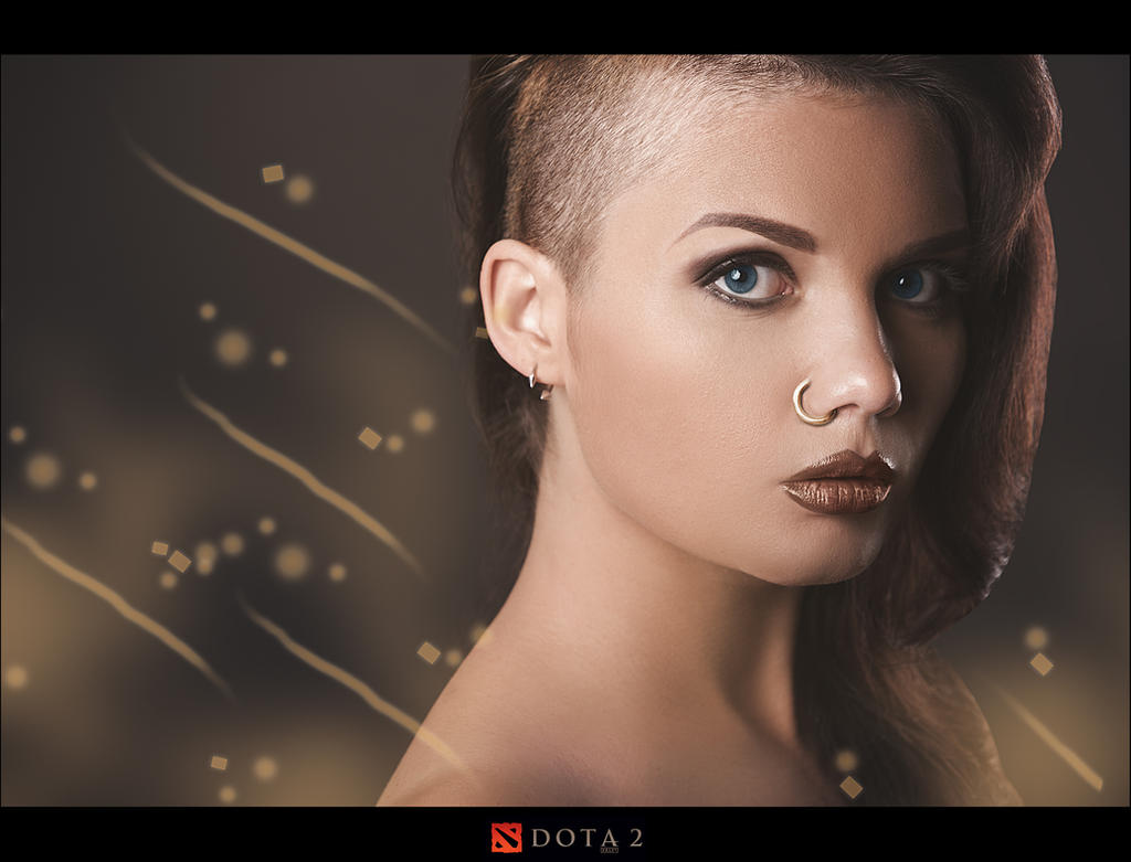 Legion Commander Dota 2 by ringeka on DeviantArt