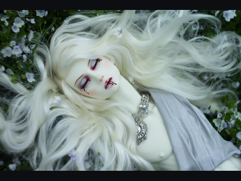 blooming death (dollshe bernard )
