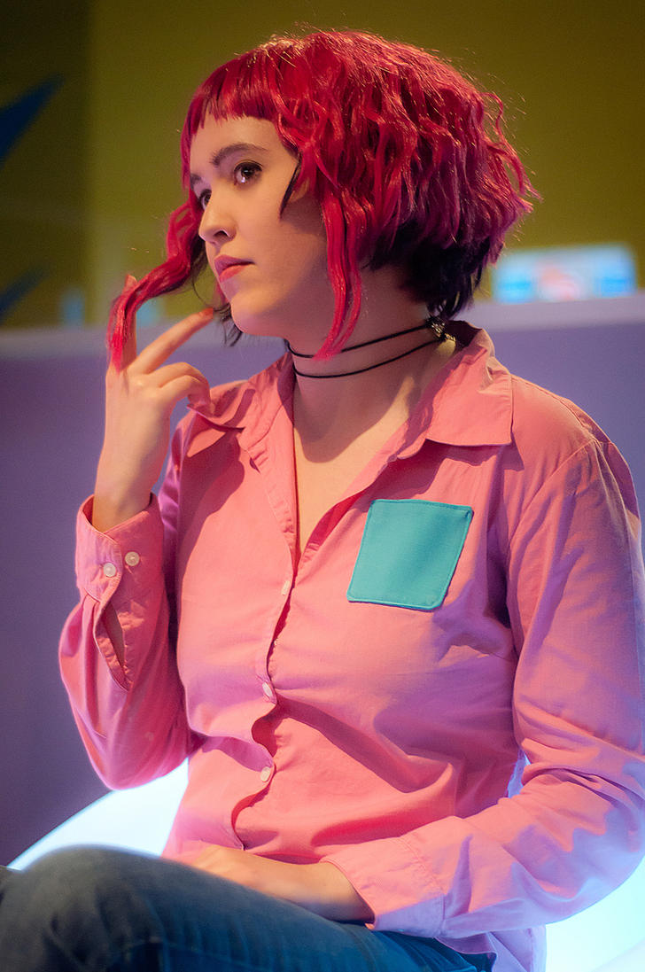 How Fitting: Dream Girl: Ramona Flowers