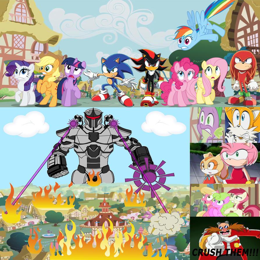 Sonic Equestria Adventures By Nightfire3024 On Deviantart