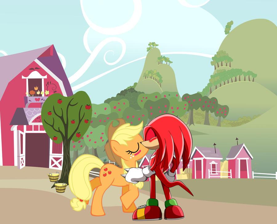 A Beautiful Kiss by Nightfire3024