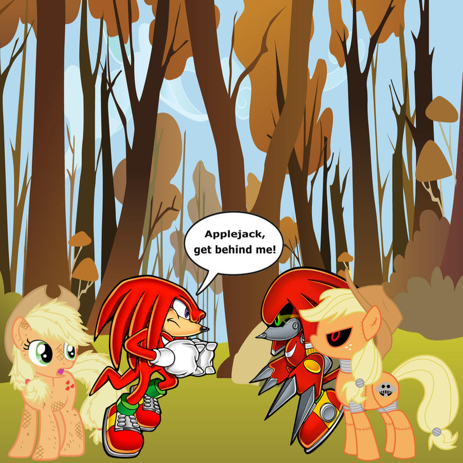 Sonic: Equestria Adventures by Nightfire3024