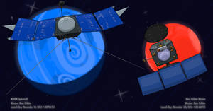Monthly Space: MAVEN and Mars Orbiter Mission