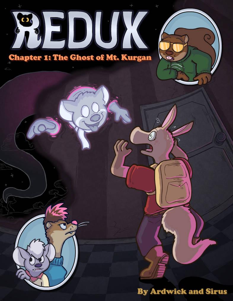 REDUX- The Webcomic Title