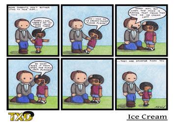 TXD: Ice Cream by UncleWoodstock