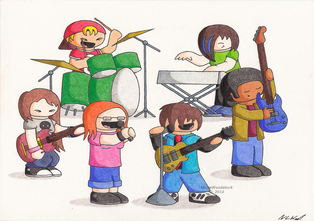 Samoan Ninja Alchemists '14 by UncleWoodstock
