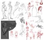 Another Random Sketchdump