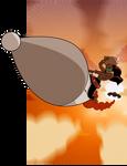Roxy Rocket Commission