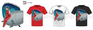 Retro Future T-shirt