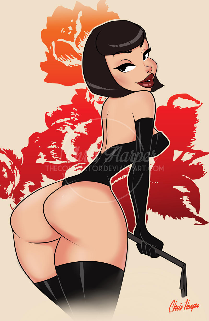 Pinup Dominatrix copy by TheCosbinator