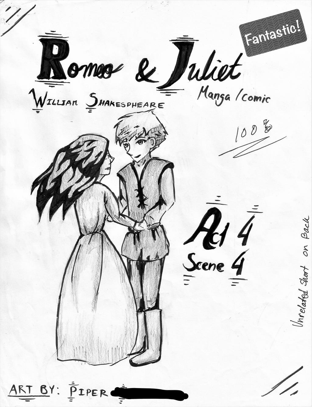 Romeo & Juliet (A Colouring Classic): William-Shakespeare ... | 1336x1024