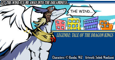 Kaze no Legendz Header by wanikami