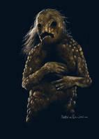 A disturbing child by Furgur