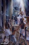 The judgement of Osiris