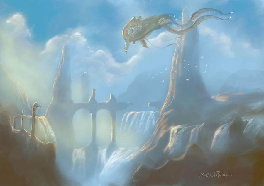 Spiritual Journey by Furgur