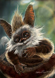 Snarf from Thundercats by Furgur