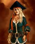 Captain Izabella Bloodthirst