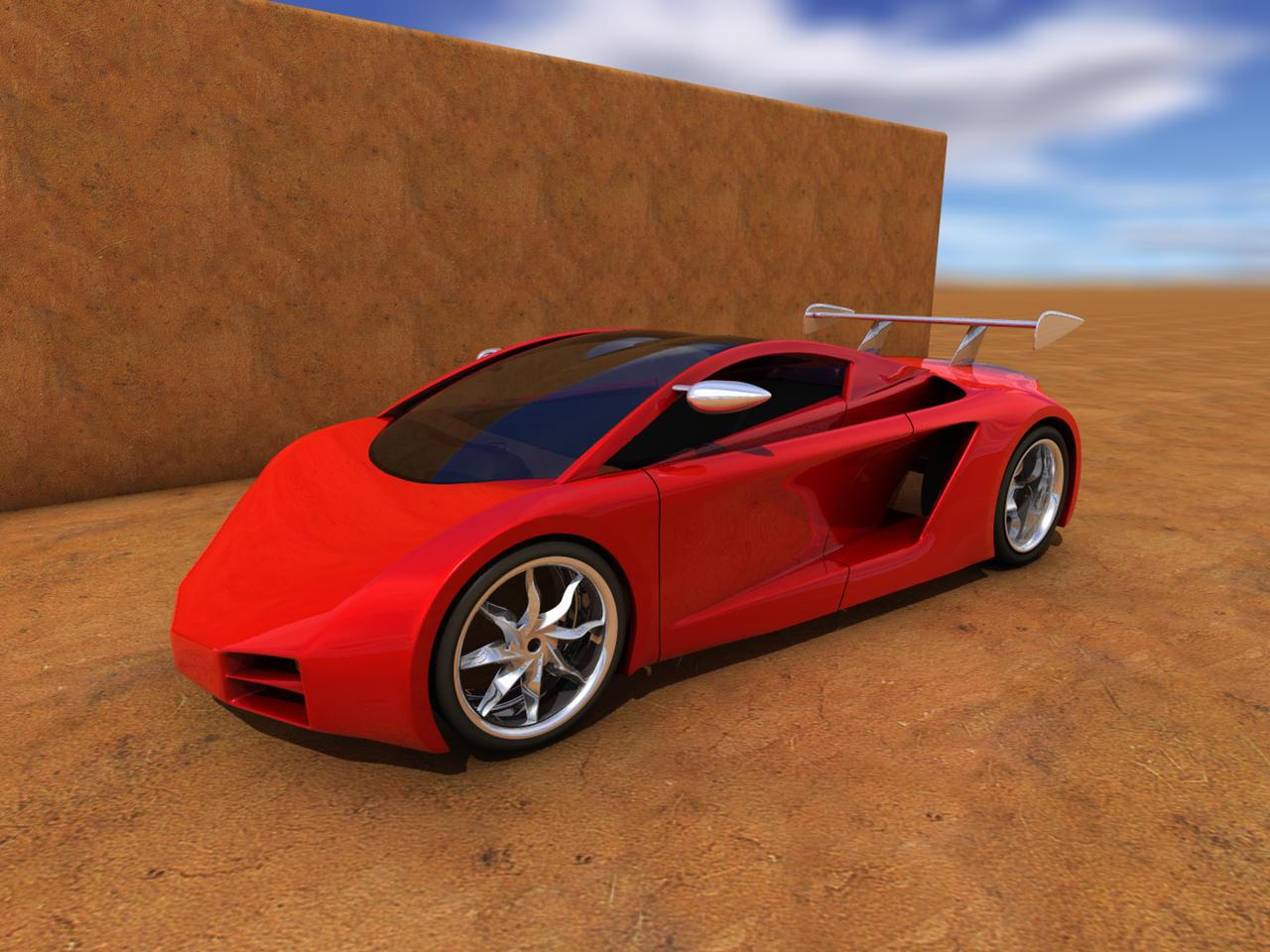 Rear Engine Sports C