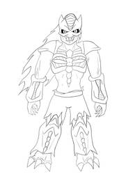 Humanoid Monster concept