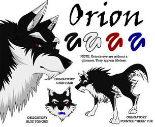 The FINALIZED Orion Reference by OrionsSnarl