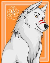 Gift Art: Kita by OrionsSnarl