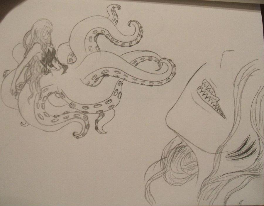 Half octopus half human - photo#16