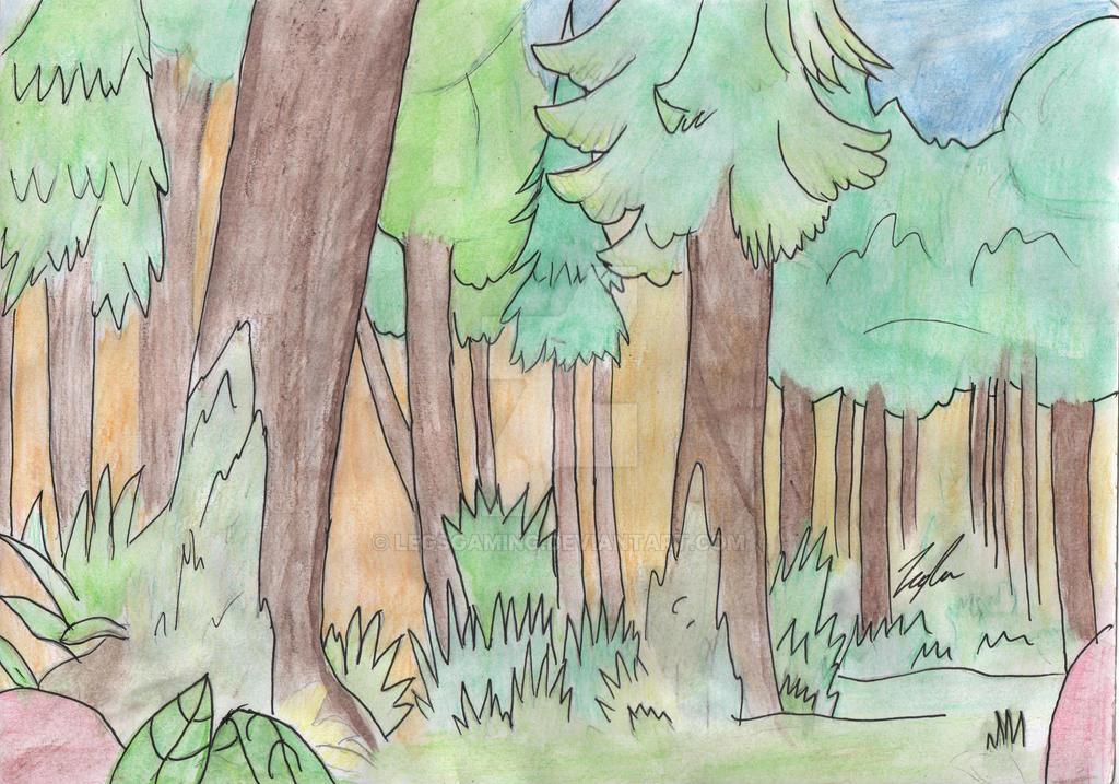 Rainforest by LegSGaming