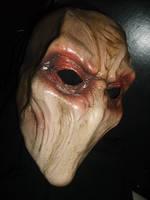 faceless army mask by SiloSpyrole
