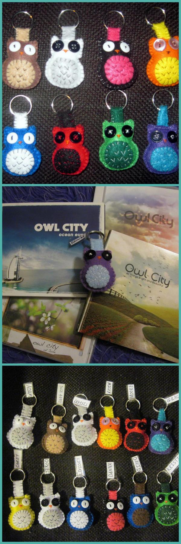 Owl City Owls by omnislash083