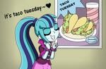 Sonata Dusk - It's Taco Tuesday