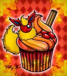 Cupcake Flareon
