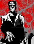 Frankenstein - Red